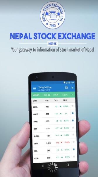 nepal stock exchange nepse
